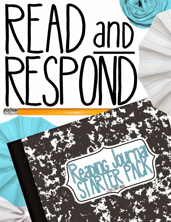 Read and Respond Reading Journal Starter Pack