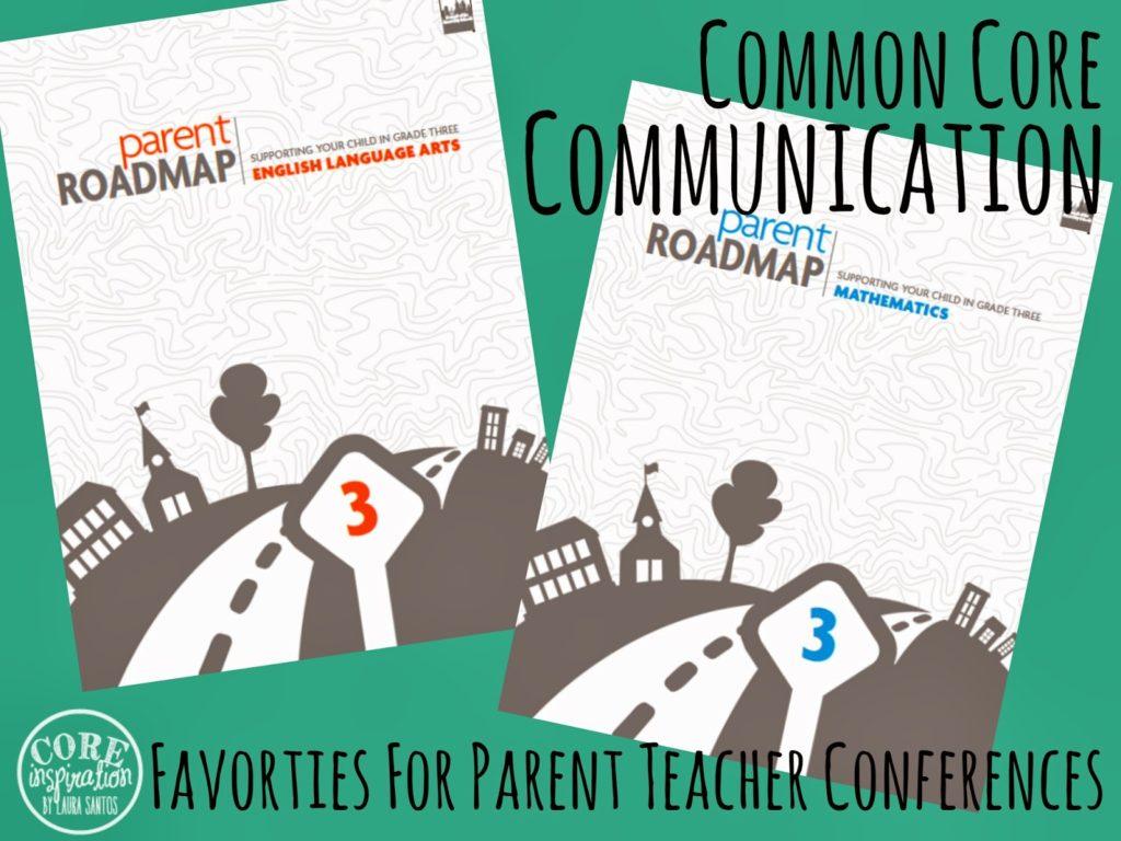 Common Core Parent Roadmap Downloads