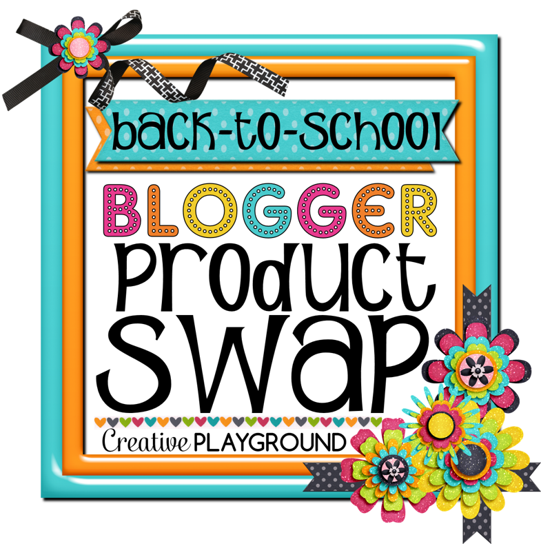 Back To School Blogger Product Swap Linky Button