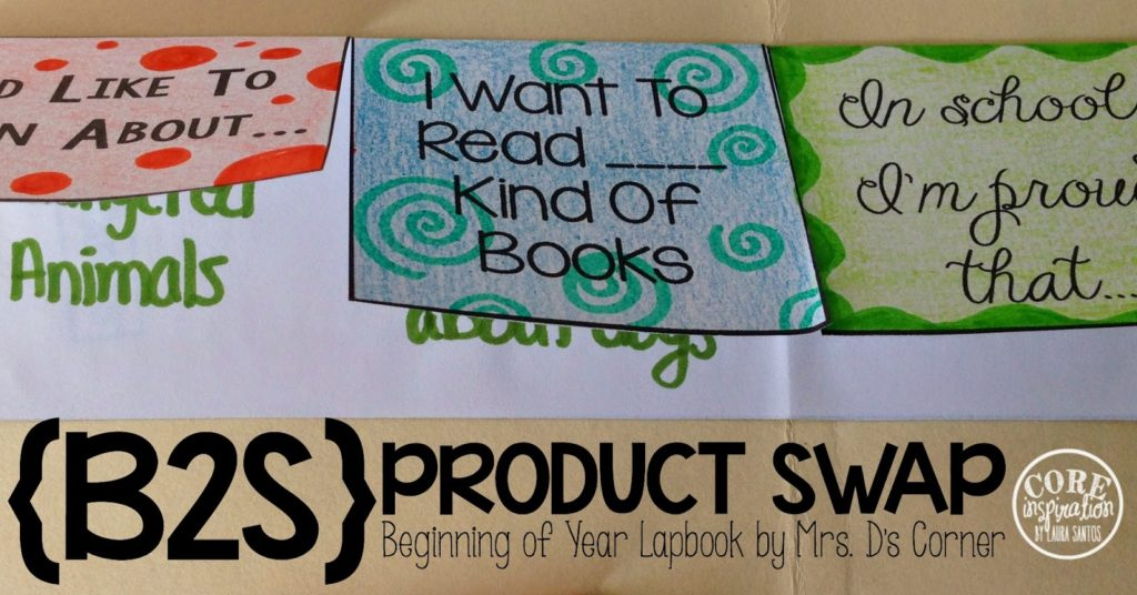 Back To School Lapbook wishes for the year