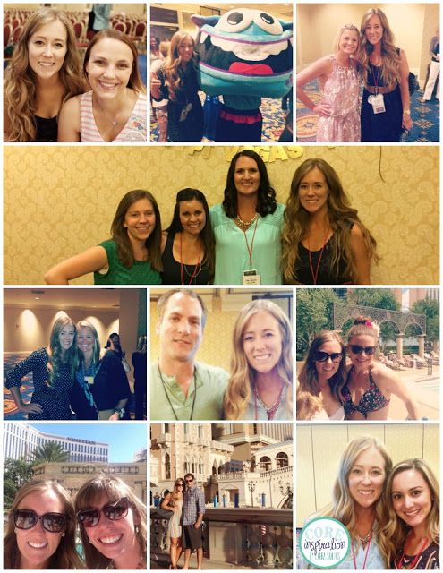 Collection of sellers I met up with at the 2015 TPT Sellers Conference
