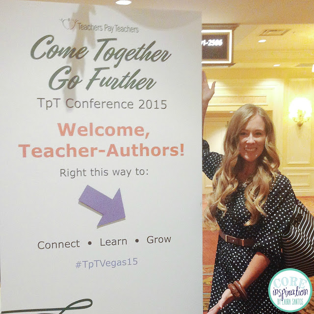 Welcome Teacher Authors sign!