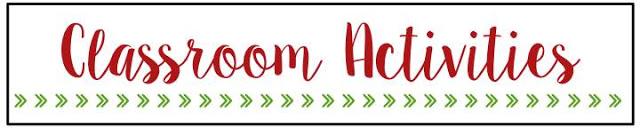 Holidays Around the World: Classroom Activities Section Header