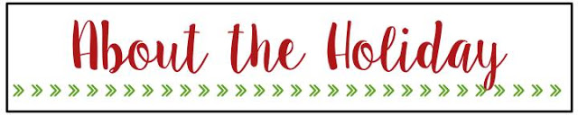 Holidays Around the World: About the Holiday Section Header