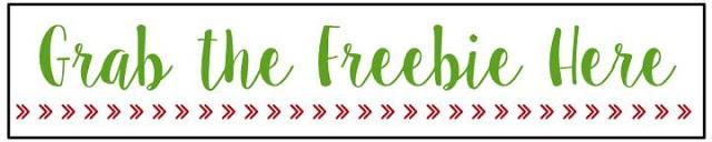 Holidays Around the World: Lesson Freebie Section Header