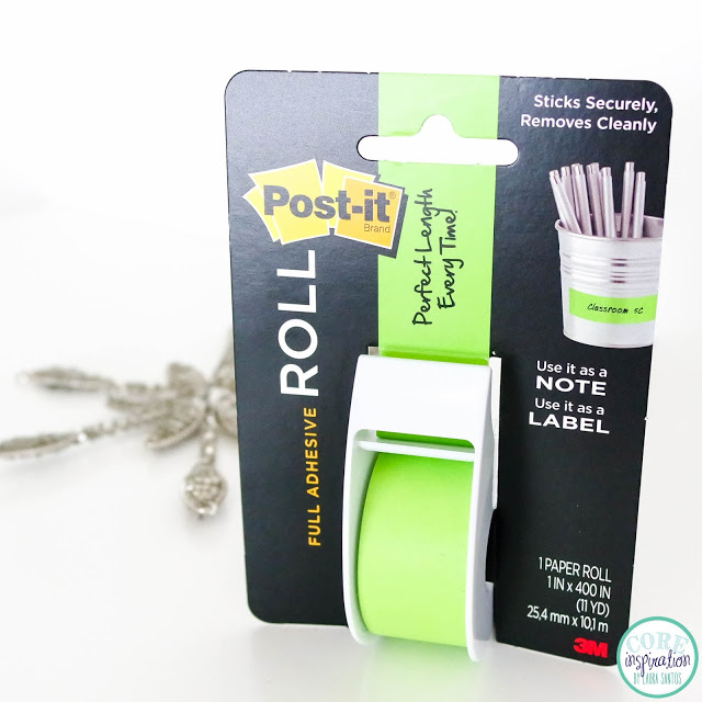 Post It Adhesive Roll A Must have teacher tool
