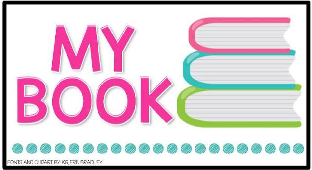 Books Teachers Love Blog : My Book Section Header