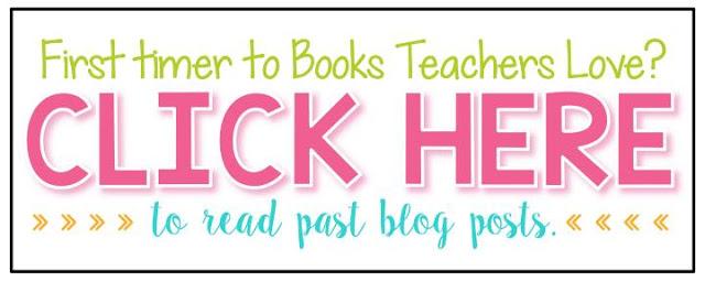 Books Teachers Love First Timer Banner