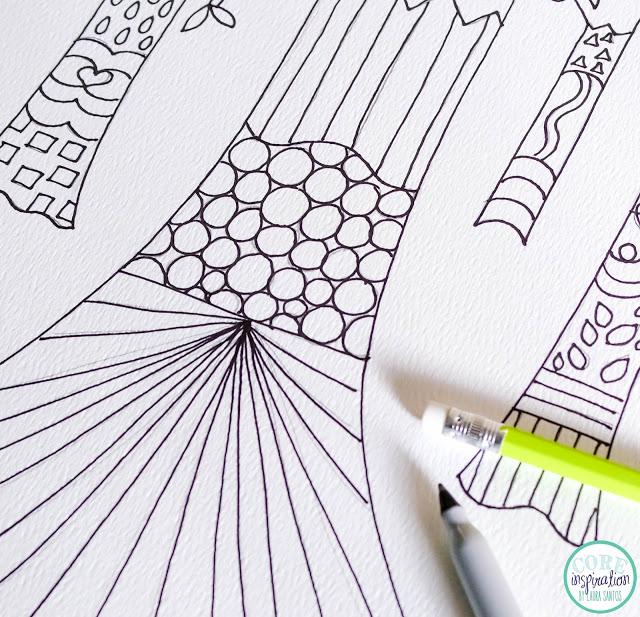 Core Inspiration Kapok Tree art