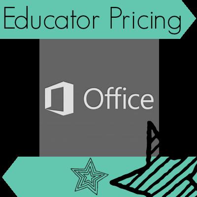 Microsoft Office Educator Pricing