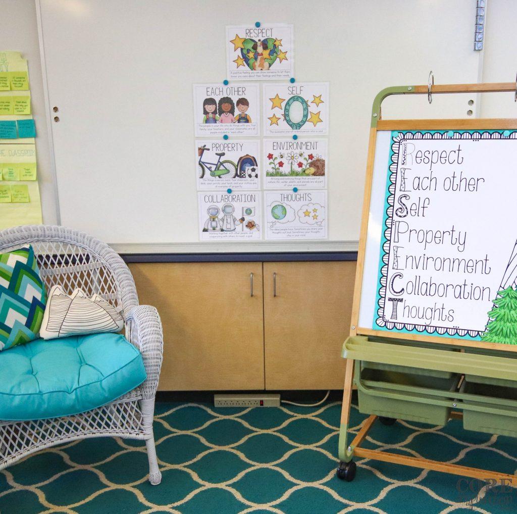 Core Inspiration Classroom Management After School Break-2