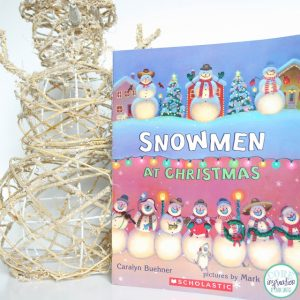 Snowmen At Christmas Books Teachers Love Post