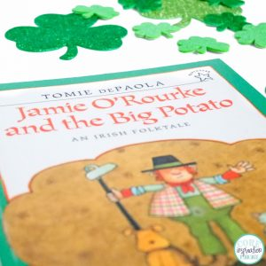 March Read Aloud Jamie O'Rourke and the Big Potato