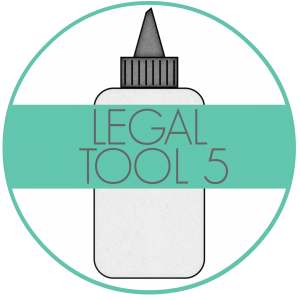 Teacher Creator's Toolbox Legal Tool 5