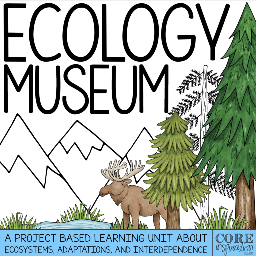 Ecology Museum PBL Unit Cover